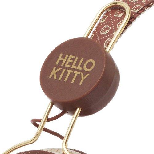 Hello Kitty ハロー キティー Headphone Classの写真03。おしゃれなヘッドホンをおすすめ-HEADMAN(ヘッドマン)-