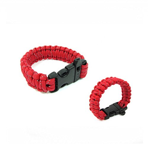 Multifunctional Survival Emergency Outdoor Personal Protection Attack or Rape Whistle. Air Travel Friendly, Med Alert, Be Safe! Wristband Covers Self Defense Emergency Preparedness Survival Gear Alarm Running Shoes Shoelaces Towing Child Safety Outdoor Camping Ties