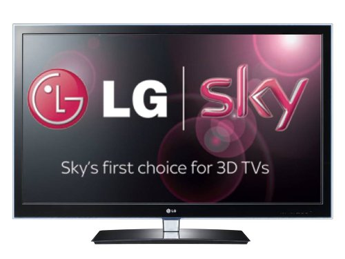 LG 55LW450U 55-inch Widescreen Cinema Full HD 1080p 3D 100Hz LED TV with Freeview