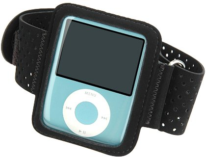 Apple iPod nano 3G (3rd Generation) 4GB/ 8GB Adjustable Armband Carrying Case