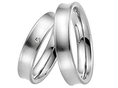 Rauschmayer pair of wedding rings Classic 85520