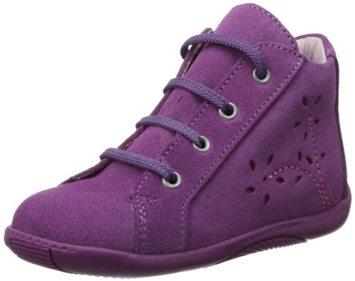 Däumling Baby Timmy First Walking Shoes Purple Violett (Turino glicine) Size: 26