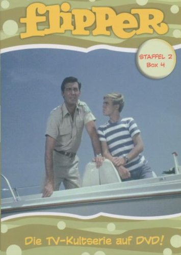 Flipper - Staffel 2, Box 4 [2 DVDs]