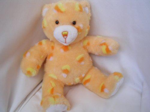 Candy Corn Halloween Teddy Bear Plush Toy 15
