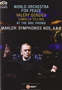 Symphonies Nos 4 & 5 [DVD] [Import]