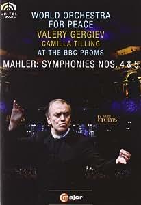 Mahler;Gustav Syms 4/5 [Import]