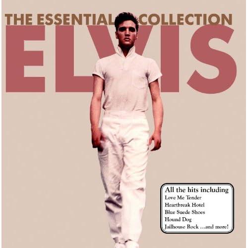 Essential-Collection-Elvis-Presley-CD