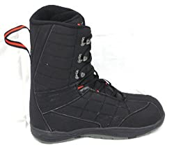 Board Factory Rage Snowboard Boots Linerless 2012 by Matrix Size 13 US