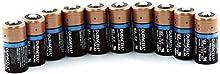 Comprar Duracell CR123-BU-10 - Baterías CR 123 (3 V, 10 unidades)