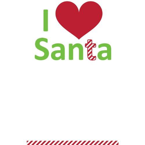 I Love Santa Swankies - 1
