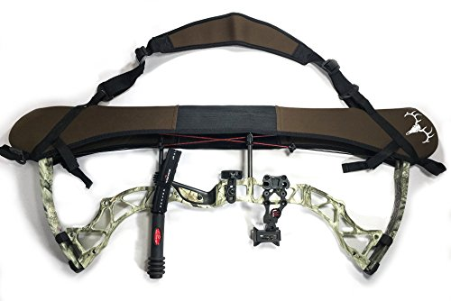 xHunt Compound Bow Sling – Neoprene – Fits 28″-33″ Parallel Limb Bows