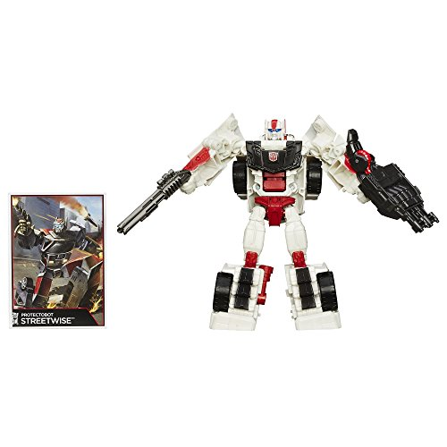 Transformers - Generations Combiner Wars Deluxe, Action Figure di Protectobot Streetwise