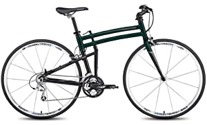Montague FIT Pavement Bike 21 Hunter Green Black by Montague