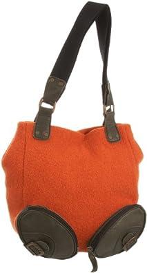 Fly London Joyce Accessories, Sacs à main femme - Orange-TR-SW.14, Medium
