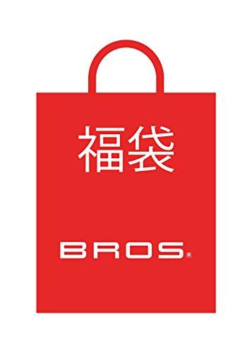 (ブロス)BROS 【福袋】 BROS(ブロス)メンズトランクス3点セット GT9815  マルチカラー M