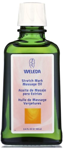 Weleda: Pregnancy Body Oil for Stretch Marks, 3.4 oz