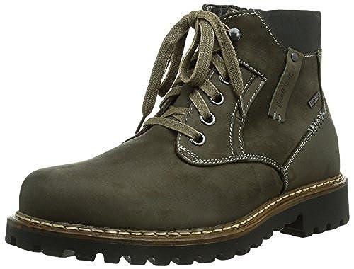 04. Josef Seibel Men's Chart Casual Boots 43 EU/11 D(M) US Vulcano