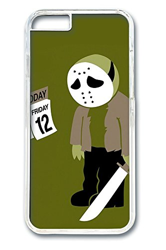 Iphone 6 Plus 5.5Inch Case And Cover Knife Cartoon People Pc Case Cover For Iphone 6 Plus 5.5Inch Transparent