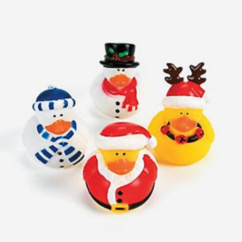 Christmas Rubber Duckies front-1068592