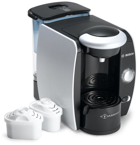 bosch tas4511uc tassimo single serve coffee brewer silk. Black Bedroom Furniture Sets. Home Design Ideas