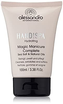 Alessandro Handspa Magic Manicure Hand Peeling, 3.38 Fluid Ounces