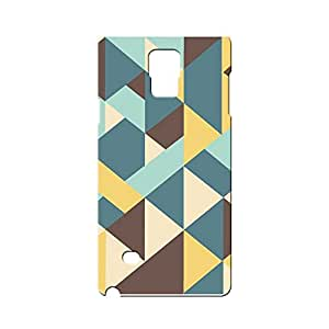 G-STAR Designer Printed Back case cover for Samsung Galaxy Note 4 - G0656