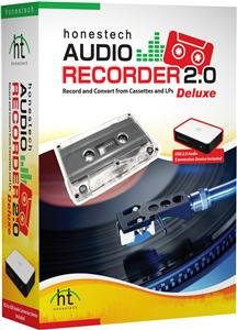 AUDIO RECORDER 2.0 DELUXE (SOFTWARE - PRODUCTIVITY)
