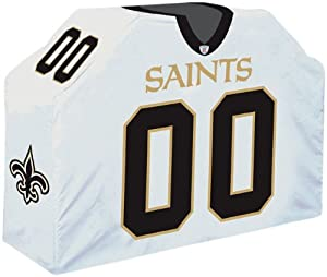 Team Sports New Orleans Saints 41x60x19.5 Grill Cover by Team Sports America