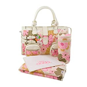Yippydada Petal Baby Changing Bag by Giorry