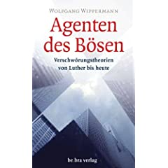 Wolfgang Wippermann Agenten des Bsen Buch Cover