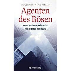 Wolfgang Wippermann Agenten des Bösen Buch Cover