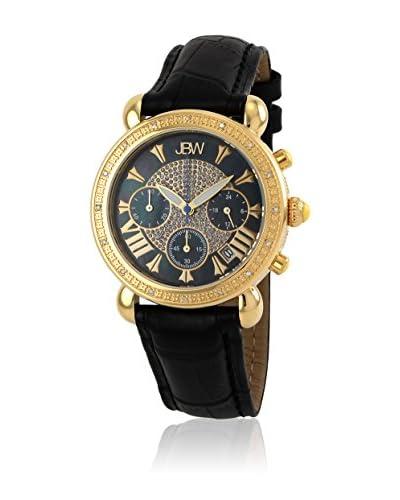 JBW Reloj de cuarzo Woman Victory Negro 37 mm