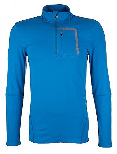 Bogner Herren Skishirt Matias Blau günstig