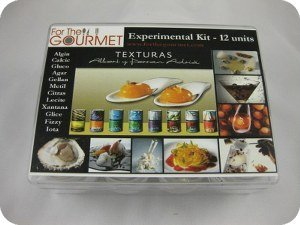 Experimental Kit Texturas, 150 Grams