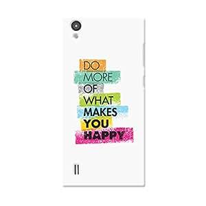 Garmor Designer Silicone Back Cover For VIVO Y13