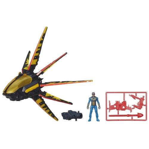 Marvel Guardians of The Galaxy Nova Corps Starblaster Vehicle - 1