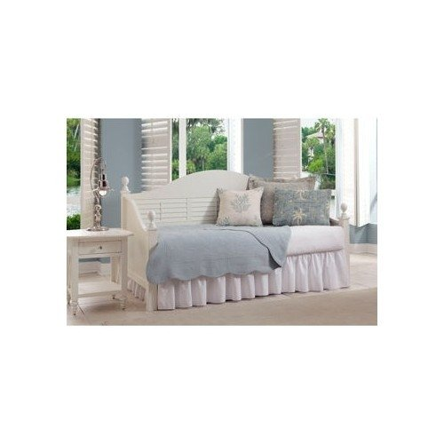 White Daybed Bedding front-635372