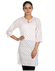 Rajrang Women Ethnic Wear Kurta Tunics Long Kurti Top Size 3XL - B00RVJM3YO
