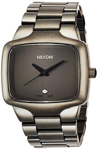 [ニクソン]NIXON PLAYER XL: GUNMETAL NA352131-00 メンズ 【正規輸入品】