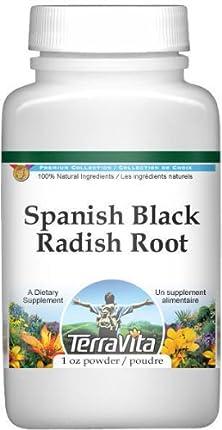 buy Spanish Black Radish Root Powder