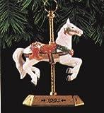 1994 Hallmark Ornament Tobin Fraley Carousel # 3 in Series