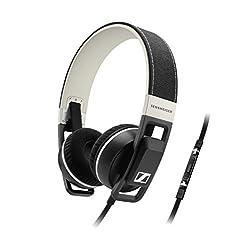 Sennheiser Urbanite On-Ear Headphones - Galaxy - Black