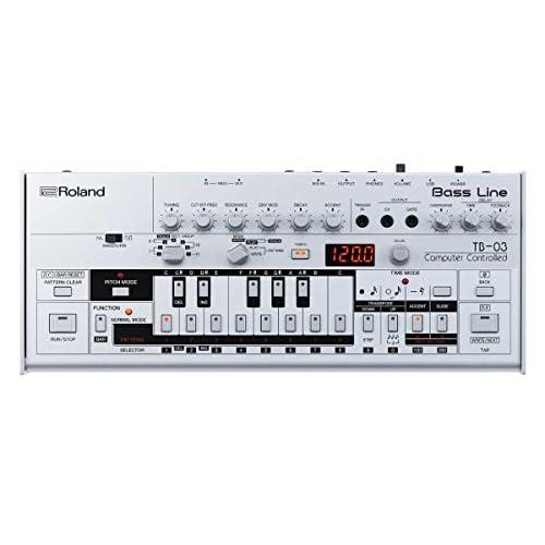 Roland ローランド / TB-03 Bass Line ベースライン