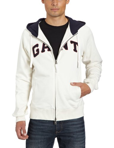 Gant Men's 256300 Sweatshirt Beige (Almond) 50