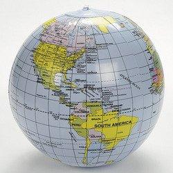 Blow Up Globe