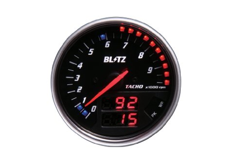 BLITZ(ブリッツ) OBD接続 FLD METER(FLDメーター) TACHO 15202