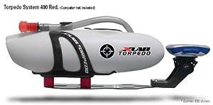 XLAB Torpedo System, 400gm, Red
