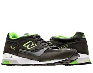New Balance M1500 Classics Mens Running Shoes M1500OGG Outdoor Green 7D US