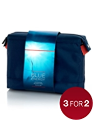 Blue Energy Washbag
