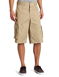 Dickies Men's 13 Inch Loose Fit Twill…